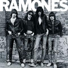 album cover: Ramones (1976)