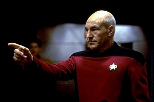 Picard: Engage