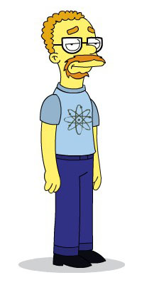 Simpsons Avatar