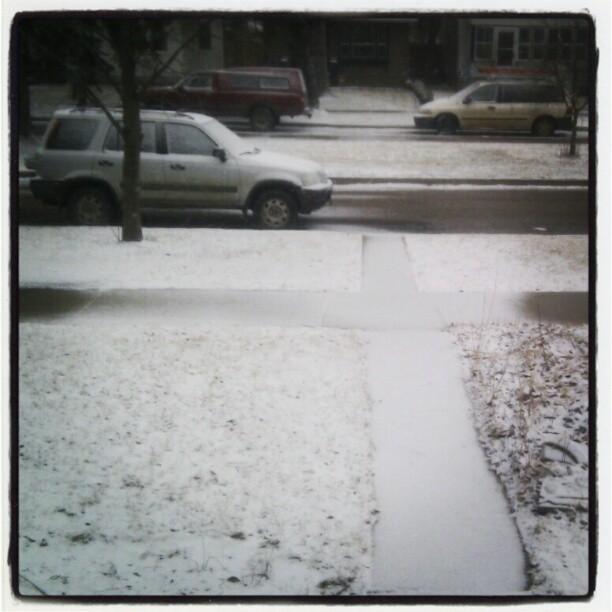 Springtime Snows